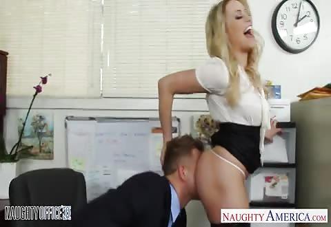 Bonken op kantoor, een andere vorm van sekswerk