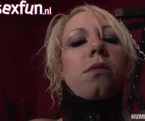 fetish: seks slavin